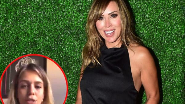 """Kelly Dodd's Stepdaughter Veronica Seemingly Slams RHOC Star for Claiming to Be Black and Appears to Suggest She's Uneducated About """"Race, Ethnicity and Nationality"""""""