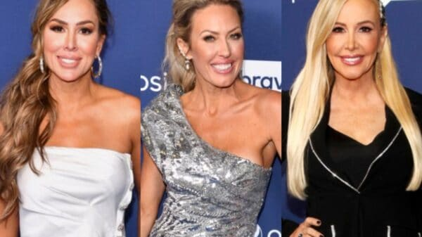 """RHOC's Kelly Dodd Claims Braunwyn Offered Shannon's Daughter """"Molly Water"""" and Alleges She Abandoned Her Own Daughter During a Medical Emergency, Plus She Says """"Nothing Adds Up"""" With Her and Sean"""