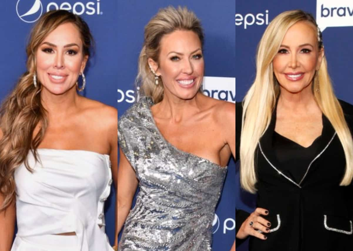 "RHOC's Kelly Dodd Claims Braunwyn Offered Shannon's Daughter ""Molly Water"" and Alleges She Abandoned Her Own Daughter During a Medical Emergency, Plus She Says ""Nothing Adds Up"" With Her and Sean"