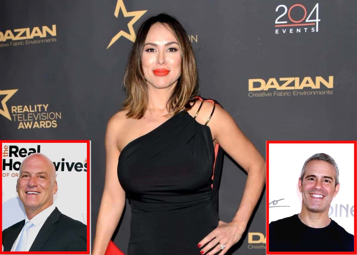 """RHOC's Kelly Dodd Offers Update on Co-Parenting With Ex Michael Following Recent Custody Battle, Says Andy Cohen Was """"Really Hard"""" on Her at the Reunion And Talks Feud With Meghan McCain"""