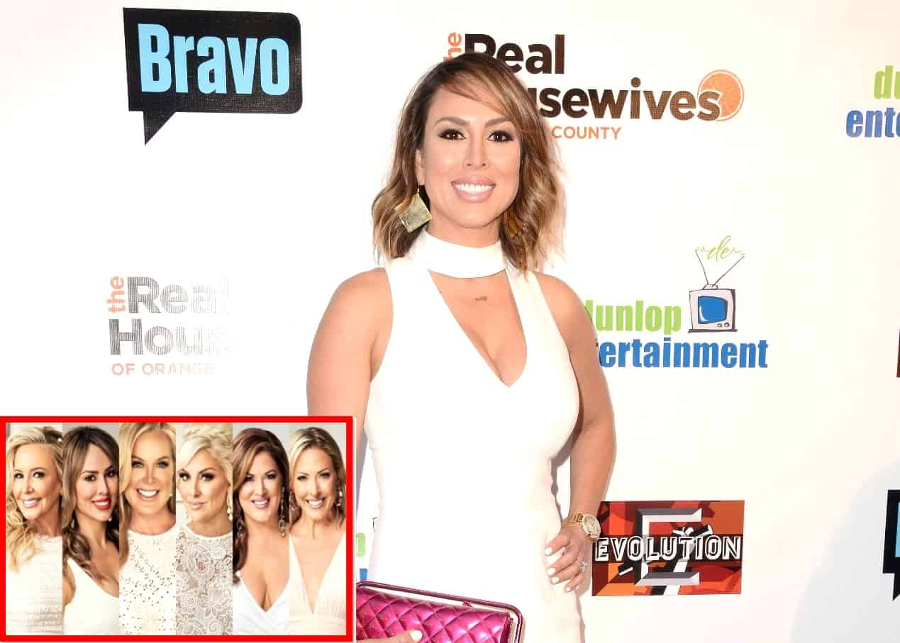 "Kelly Dodd Denies Rumors Of RHOC Cast Shakeup As Show Remains In Limbo, Plus Tamra Judge And ""Housewives Scholar"" Weigh In"