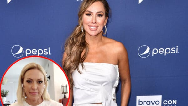 """RHOC's Kelly Dodd Confirms She'll """"Likely"""" Be Fired for Controversial Comments and Suspects Braunwyn Will Be Asked Back After Claim She Offered Drugs to Shannon's Daughter, - Claims Producer is Playing Favorites and Denies Being """"Privileged"""""""