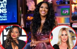 "RHOA's Kenya Moore Reveals Her Regret About Feud With Phaedra Parks and Doubles Down on ""Duck Lips"" Comment About Kim Zolciak, Plus She Talks Sherri Shepherd and Vivica A. Fox Drama"