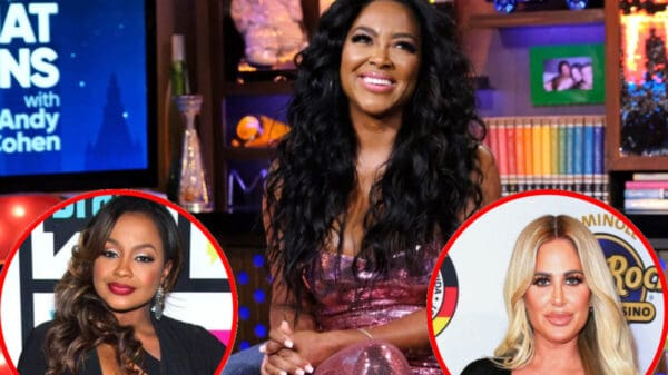 "RHOA's Kenya Moore Reveals Regret About Feud With Phaedra Parks, Talks Sherri Shepherd and Vivica A. Fox Drama, and Doubles Down on ""Duck Lips"" Comment About Kim Zolciak"