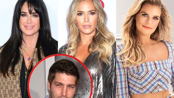 RHOBH Stars Kyle and Teddi React to Madison LeCroy's Drama With Jay Cutler as Southern Charm Star Faces Home-Wrecker Claims in Message Shared by Kristin Cavallari's BFF Justin Anderson