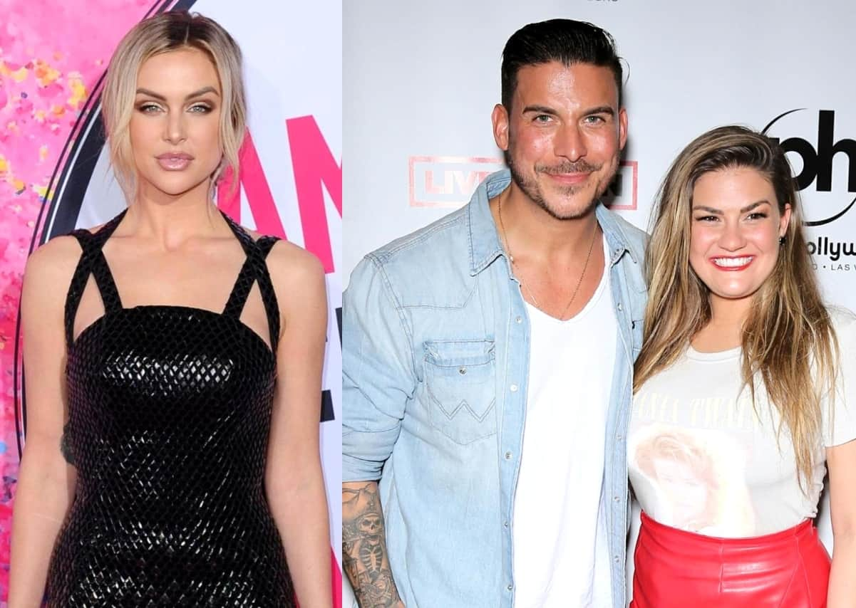 """Lala Kent Addresses Jax And Brittany's Exit From Vanderpump Rules As She Admits To Feeling A """"Sense Of Loss,"""" Talks RHOSLC Cameo Appearance Backlash And Details A Second Pregnancy Scare"""