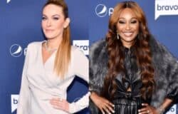 38-Yr-Old Leah McSweeney Claps Back at Cynthia Bailey After RHOA Star Says She Looks 49 on WWHL, See RHONY Star's Post