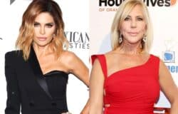 "Did RHOBH Star Lisa Rinna Shade Vicki Gunvalson After RHOC Alum Said Her 'Table Dancing' at Andy Cohen's Baby Shower Was ""Messed"" Up? See Lisa's Post"