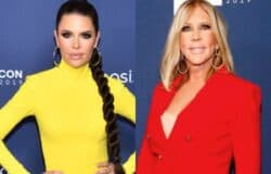 "RHOBH's Lisa Rinna Posts ""Before"" and ""After Vicki"" Photos After Vicki Gunvalson Diss Claiming She ""Wouldn't Have a Job"" Without Her, See How Her Co-Stars Reacted!"