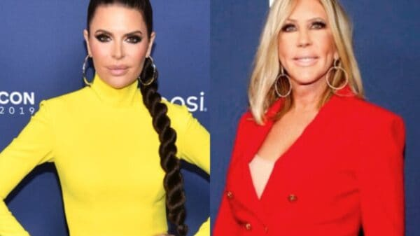 "RHOBH's Lisa Rinna Posts ""Before"" and ""After Vicki"" Photos After RHOC Alum Vicki Gunvalson Claims She ""Wouldn't Have a Job"" Without Her and Says She ""Looked Down"" on Her, See How Her Co-Stars Reacted!"