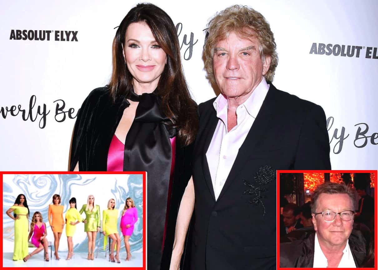 Lisa Vanderpump Admits RHOBH Has Lost Its Charm and Explains Depression Struggles, Plus Reveals Husband Ken Todd Had a Breakdown After Her Brother's Suicide and Announces She Has a New Show and Las Vegas Restaurant Coming Soon