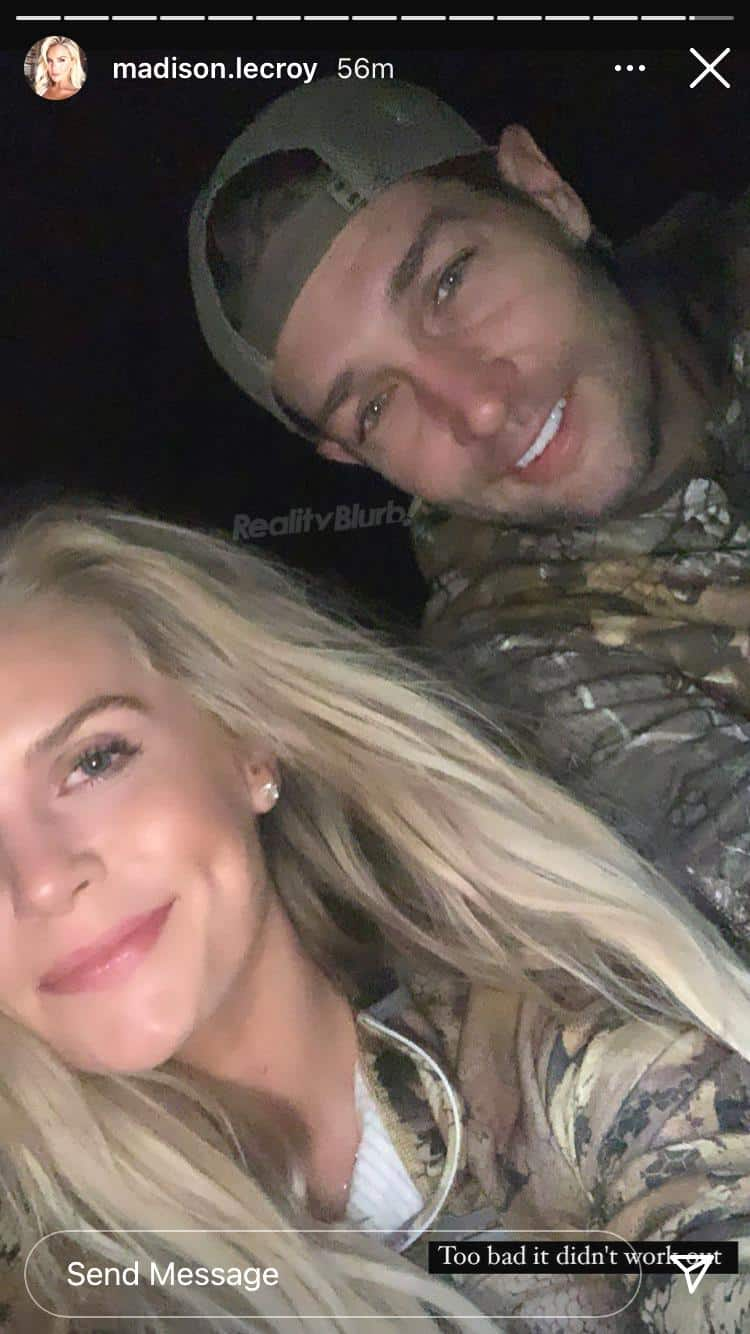 Madison LeCroy and Jay Cutler photo together (1)
