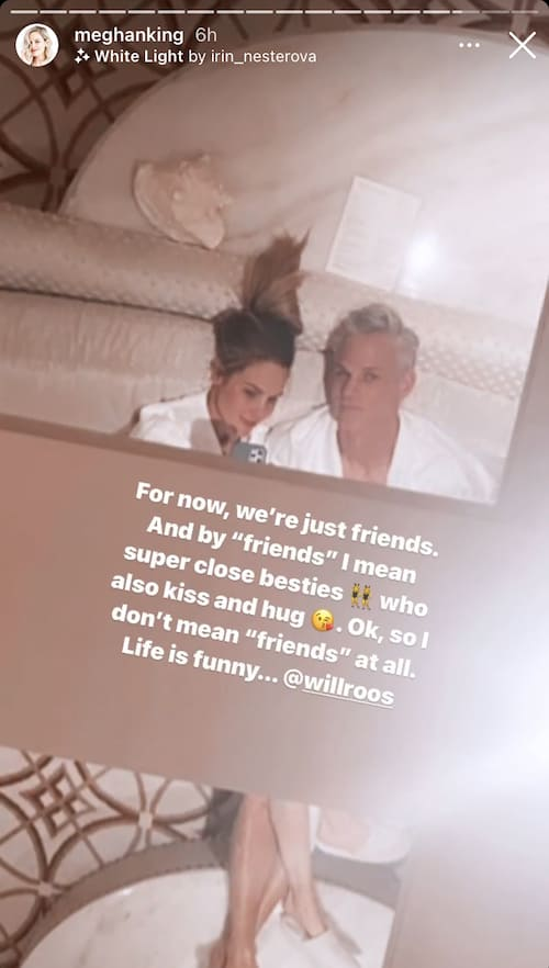 RHOC Meghan King Edmonds Claims She and Will Are Friends for Now