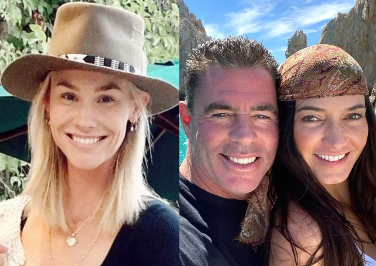 Megan King Says She's Dating Again After Splitting From Christian Schauf And The RHOC Alum Is Dishing On Where She Stands With Jim Edmond's Girlfriend Kortnie O'Connor And Explaining Her Kids' Relationship With Kortnie