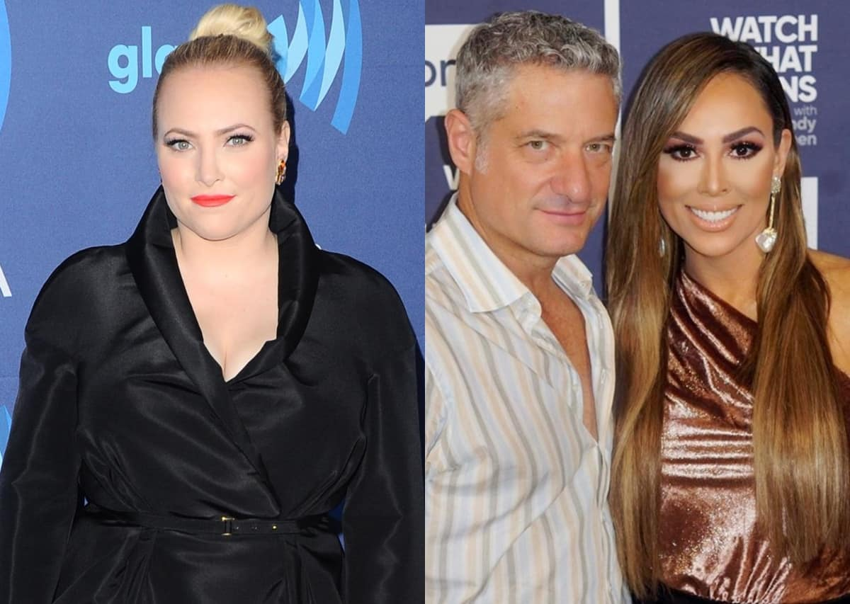 """Megan McCain Slams Kelly Dodd and Husband Rick Leventhal As """"Mean"""" On WWHL After """"Trust Fund"""" Drama, Plus RHOC Star Reacts"""