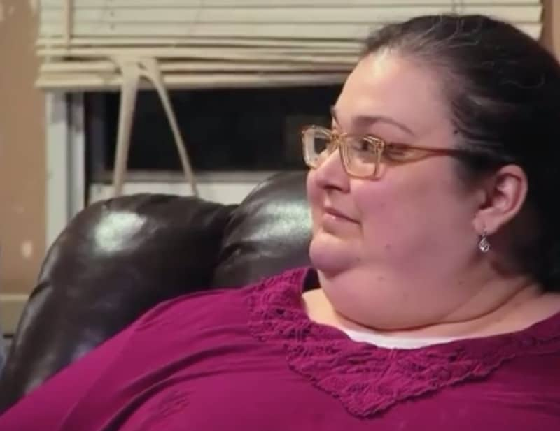 My 600-Lb Life Carrie