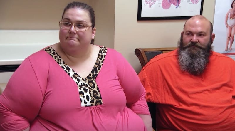 My 600-Lb Life Carrie and Chris