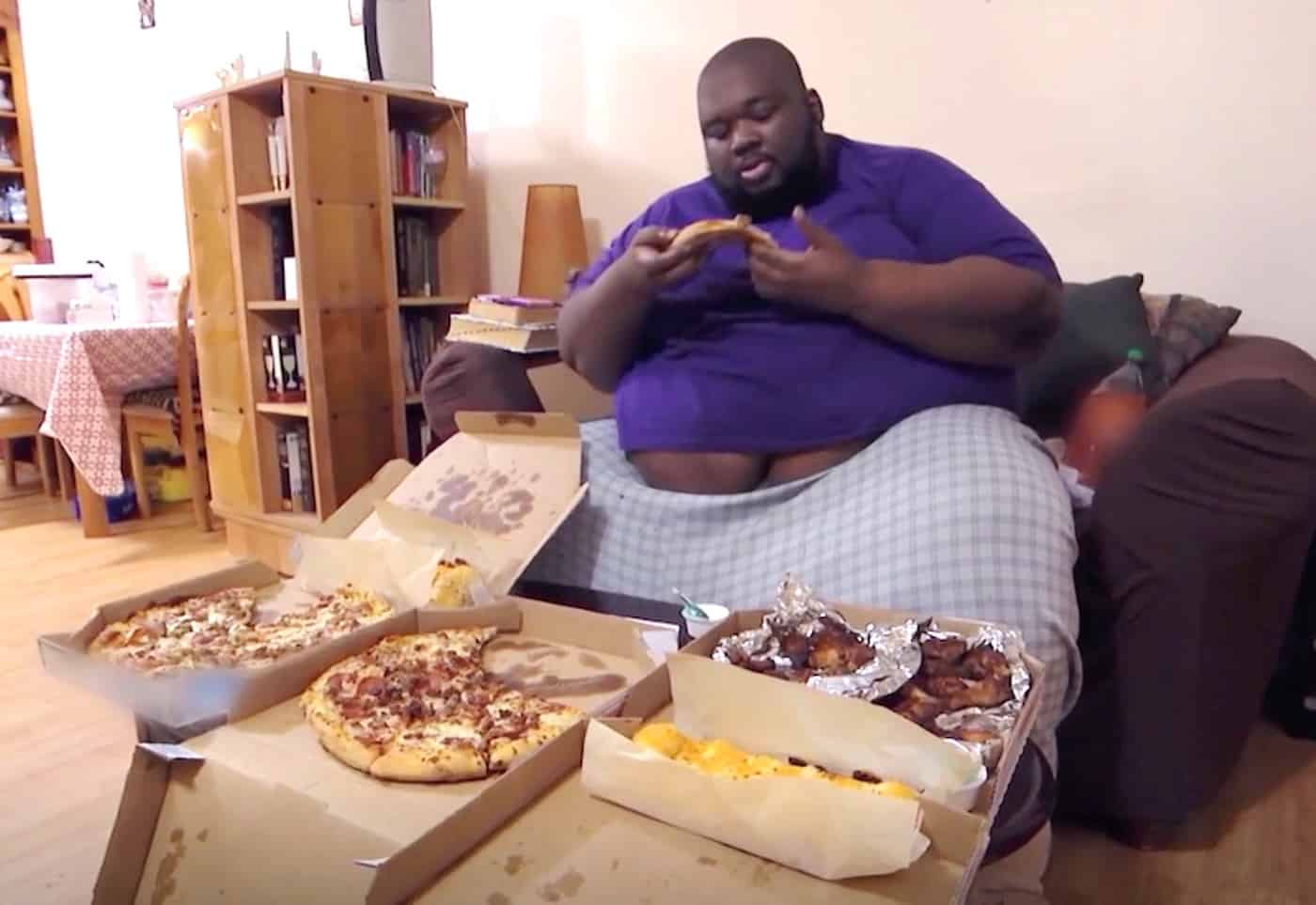 PHOTOS: See My 600-Lb Life Star Thederick's Weight Loss Update, Has He Kicked His Addiction to Ice Cream and Pizza and Slimmed Down After Filming Season Nine?