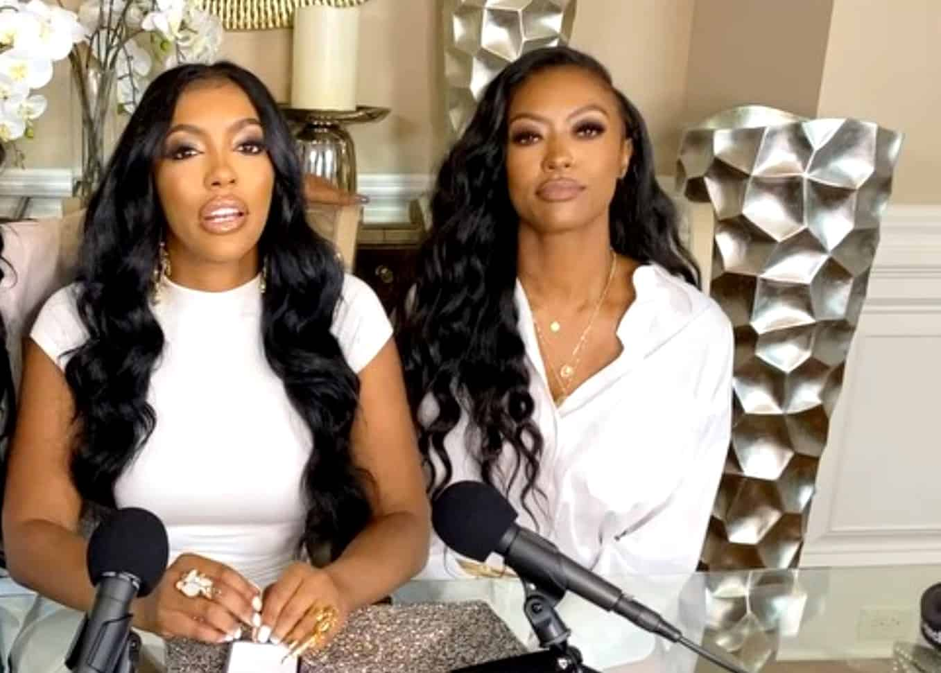 """PHOTO: Porsha Williams' Sister Lauren Shares Picture of Her Mom as Porsha Williams Blasts Trolls For Messing With Her Family, RHOA Star Claims """"She Has Idea"""" Who's Behind It as Fans Speculate"""
