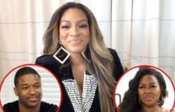 "RHOA's Drew Sidora Offers Marriage Update and Reveals If Husband Ralph Pittman Jr. Regularly Disappears for Days, Plus She Claims She Was ""Prejudged"" by Kenya Moore"
