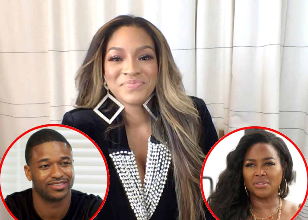 "RHOA's Drew Sidora Reveals If Ralph Pittman Jr. Regularly Disappears for Days, Offers a Marriage Update, and Explains Reason She Was Being ""Watched"" on Home Security Cameras, Plus Claims She Was ""Prejudged"" by Kenya Moore"