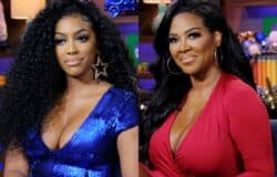 "RHOA Star Porsha Williams Slams Kenya Moore as ""Vile and Jealous,"" Agrees She Is Embarrassing Herself on Show and Suggests She ""Get a Life"""