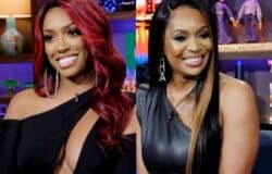 "'RHOA' Porsha Williams Explains Why She Left Cast Trip Early, Accuses Marlo Hampton of ""Clout"" Chasing Behavior and Riding Nene's ""Coattail For Years"""