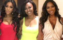 "RHOA: Porsha's Sister Lauren Williams Denies She Disinvited Kenya Moore On Day of Porsha's Event, Claims Cynthia Knew About Her ""Change Of Heart"" Much Sooner"
