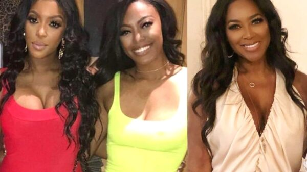 """Porsha Williams' Sister Lauren Explains Decision To Disinvite Kenya Moore To Porsha's Event And Reveals Cynthia Knew About Her """"Change Of Heart"""" 24 Hours Before The Party"""