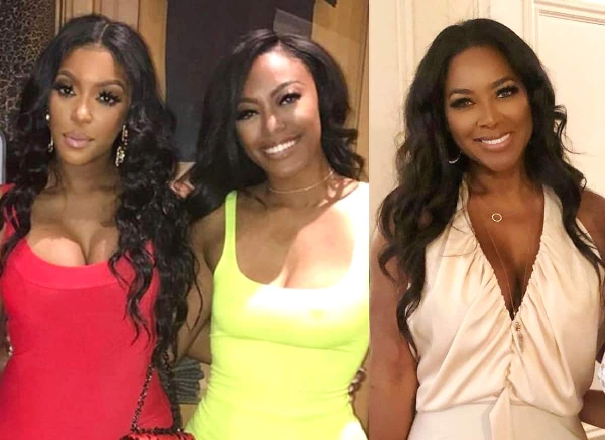"Porsha Williams' Sister Lauren Explains Decision To Disinvite Kenya Moore To Porsha's Event And Reveals Cynthia Knew About Her ""Change Of Heart"" 24 Hours Before The Party"
