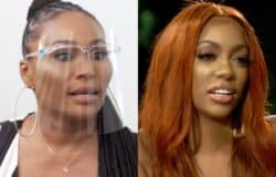 RHOA Recap: Porsha Not Happy Cynthia Is Inviting Ex Dennis To Wedding, Plus Cynthia Gets Grief From Mom For Inviting Dad