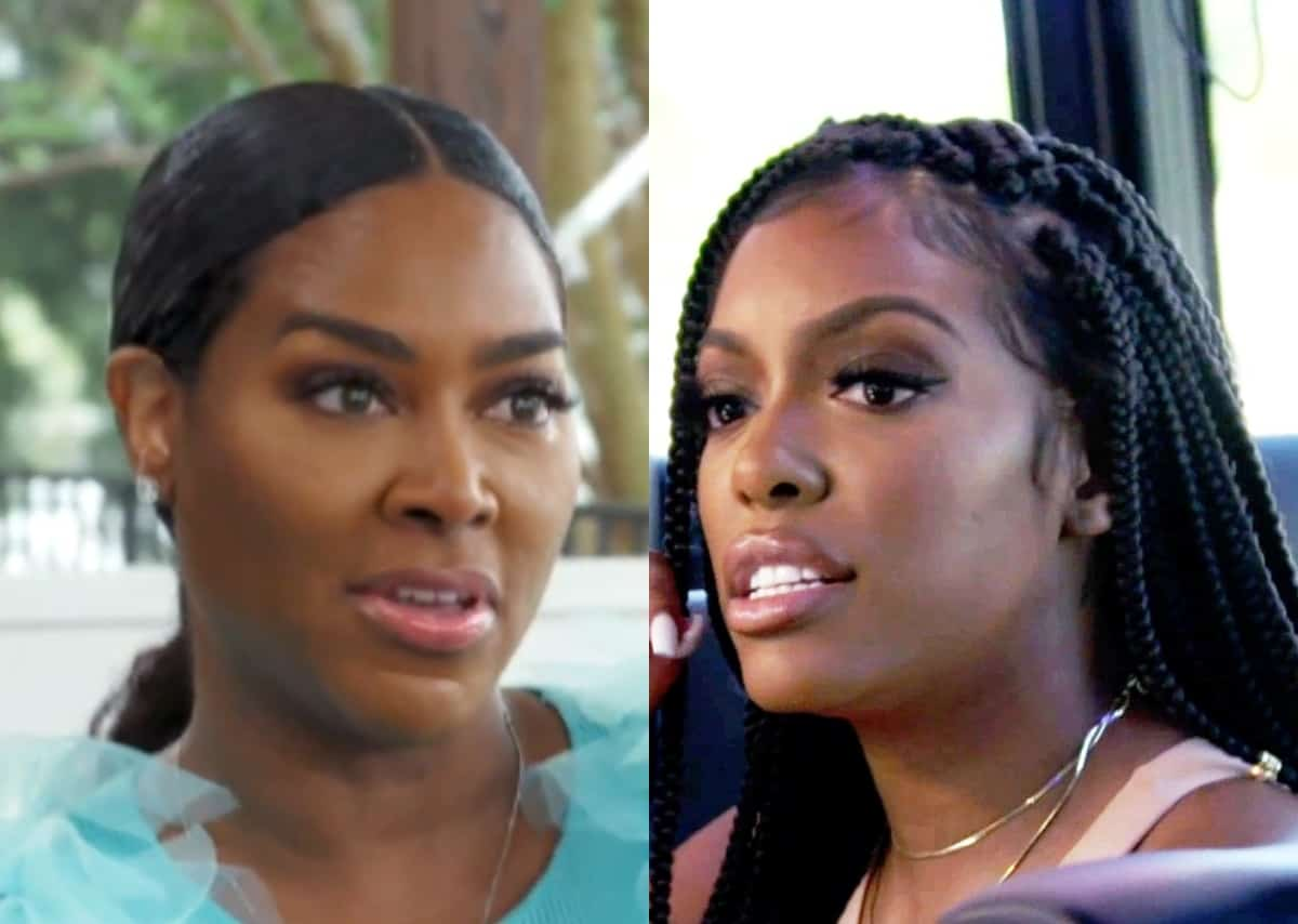 RHOA Recap: Kenya And Latoya Take A Private Jet While The Other Ladies Travel By Bus On An Epic Girls Trip, Plus Are Porsha And Dennis Back Together?