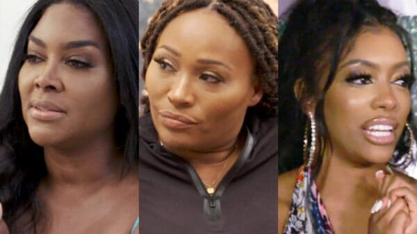 "RHOA Recap: Kenya breaks the 4th wall questioning Cynthia ""Is the Wedding just for the show?"""