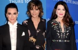"PHOTO: RHOBH's Kyle Richards and Lisa Rinna Seemingly Shade Lisa Vanderpump as ""Bitter"" and ""Disgruntled"" In Response To Her Negative Comment About The Cast, See Their Posts"