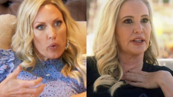 RHOC Recap: Are Braunwyn and Sean on the Brink of Divorce? Plus, Shannon Tries to Save her Relationship