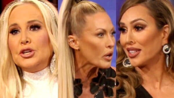 "RHOC Reunion Part 1 Recap: Shannon Suggests Braunwyn Offered Drugs to Her Daughter and Denies Being an Alcoholic, Plus Kelly Slams Braunwyn's Sobriety as ""Fake"""