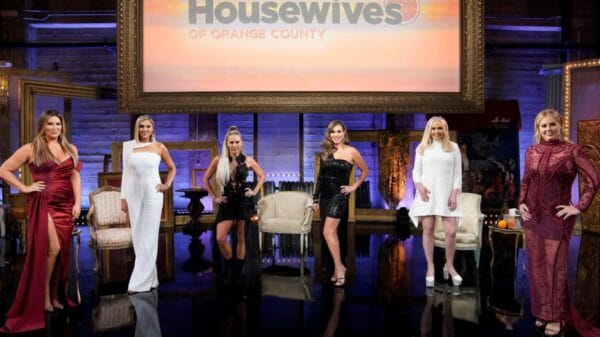 "VIDEO: Watch the RHOC Reunion Trailer! Braunwyn Windham-Burke is Confronted by Cast About ""Narcissism"" as Kelly Dodd Says She's ""So Full of Herself"" and Shannon Beador Targets Her Ego, Plus Braunwyn is Accused of Saying Something ""Horrific"" to Her 14-Year-Old Daughter"