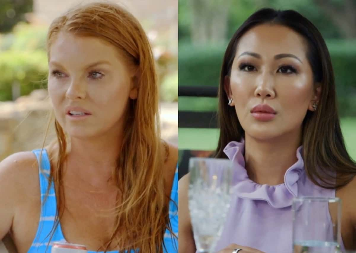 RHOD Premiere Recap: Brandi Admits Being Suicidal Over Controversial Video as Newbie Tiffany Shakes Things Up