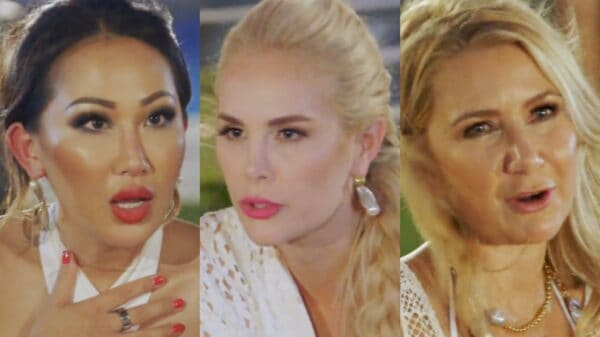 RHOD Recap-Tiffany And Kameron Spar Over Chicken Feet Comment As Kary Parties Wild At Her 50th Birthday Bash, Plus Tiffany Gets Thrown In The Pool By Kary