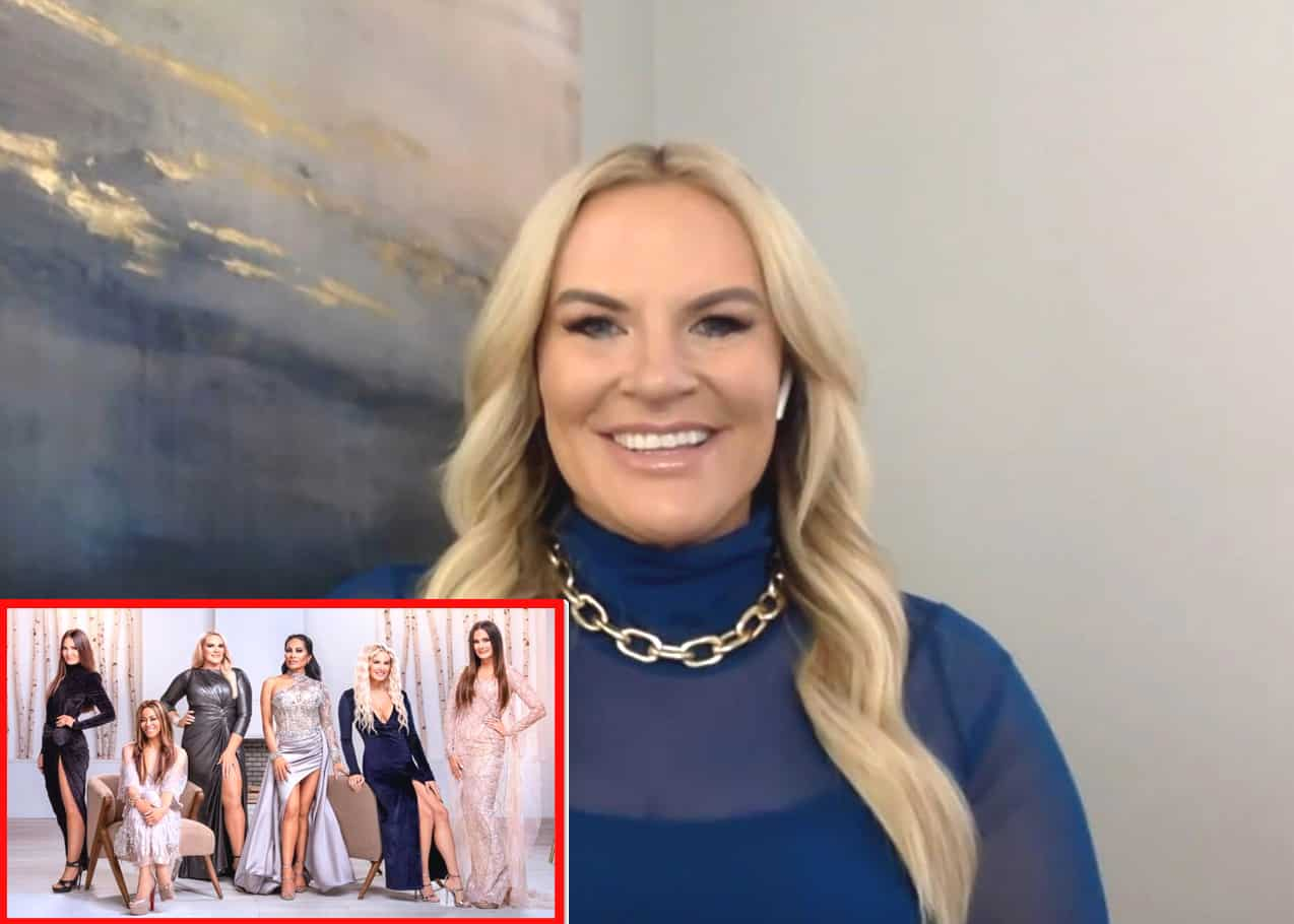 """Heather Gay Talks """"Intense"""" RHOSLC Reunion Drama, Shares Surprising Update With Ex-Husband and DM From Rihanna, Plus Fears About Friendship With Jen, and Live Viewing Thread"""