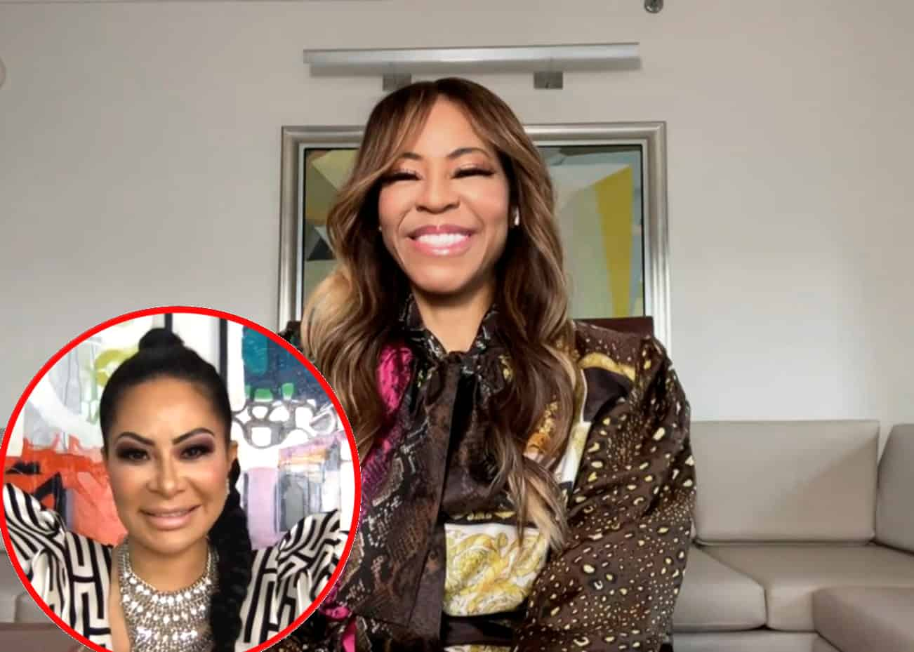 """RHOSLC's Mary Cosby Explains the Supposedly Offensive 7-Eleven Comment She Made to Jen Shah and Reveals Why She Doesn't Regret Her Hospital Smell Diss, Plus Addresses Jen's Shocking """"Grandpa F-er"""" Label"""