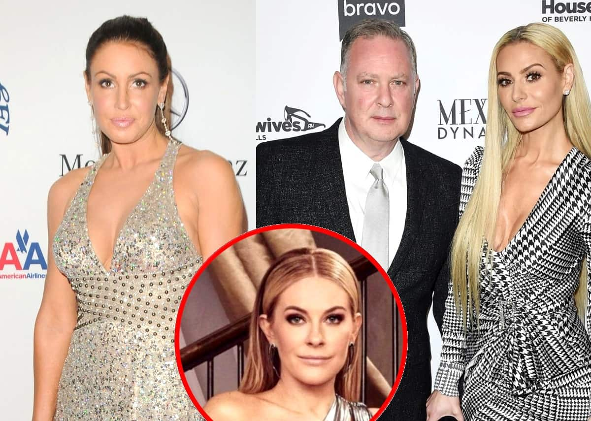 "Tiger Woods' Mistress Rachel Uchitel Reveals She Once Dated Dorit Kemsley's Husband PK, Admits ""She Couldn't Get Enough Of Him,"" Plus Claims Leah McSweeney Took Her Spot On RHONY"