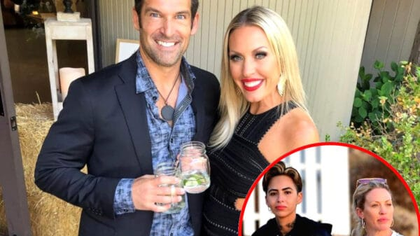 """Braunwyn Windham-Burke And Sean Burke Reportedly """"Happy"""" In Open Marriage, Plus Braunwyn Offers Update On Their Kids And Reveals If Girlfriend Will Appear On RHOC Next Season"""