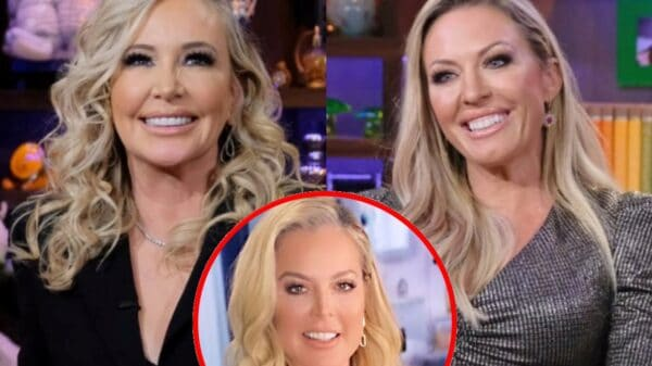 "Shannon Beador Says Braunwyn Programmed Her Own Number In Daughter Stella's Phone As ""Cool Mom"" But Now Claims RHOC Co-Star ""Didn't Offer Drugs,"" Plus She Talks Elizabeth's Bisexual ""Shocker"""
