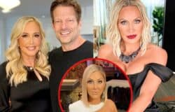 "Shannon Beador Claims Braunwyn Windham-Burke Admitted to Lying to Get on RHOC, Reacts to Gina's Concerns About Her Relationship With John Janssen and Says Producers Make It Seem Like She's ""Crying and Whining"" All the Time"