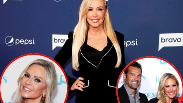 "Shannon Beador Fires Back at Tamra Judge's 'Alcoholic' Claim Against Her, Denies Braunwyn Got a 'Bad Edit' on RHOC and Says a 'Normal"" Woman Wouldn't Date Sean Burke"