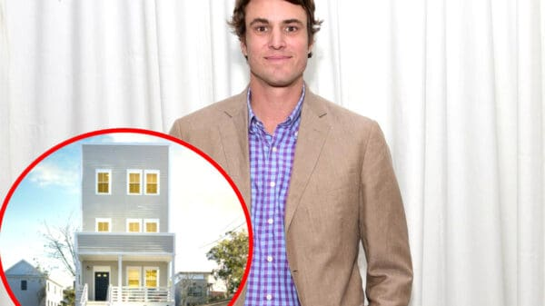 PHOTOS: Shep Rose Sells Charleston Home For $585K, See Inside! Plus Southern Charm Star's Profit is Revealed as He Explains Why Former Co-Star Cameran Eubanks Didn't List Home