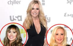 "Tamra Judge Calls Out Kelly Dodd and Shannon Beador's Drinking Habits, Reveals Ex RHOC Costar She'll Never Speak To Again, and Claims Talk About Potential Return Is ""Messing With Her Head"""
