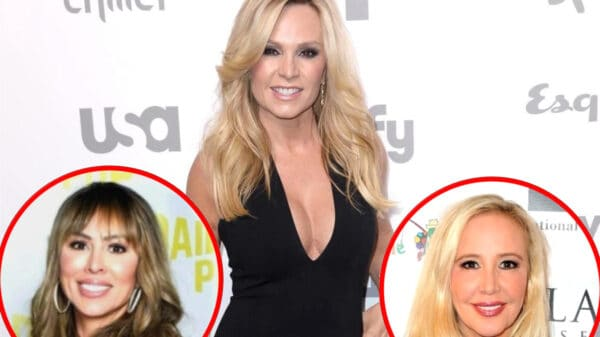 "Tamra Judge Claims Talk About Potential Return Is ""Messing With Her Head,"" Reveals When Dynamic Of RHOC Changed And Shades Kelly And Shannon For Their Drinking & Phone Habits, Plus She Reveals The One Alum She Will Never Speak To Again"