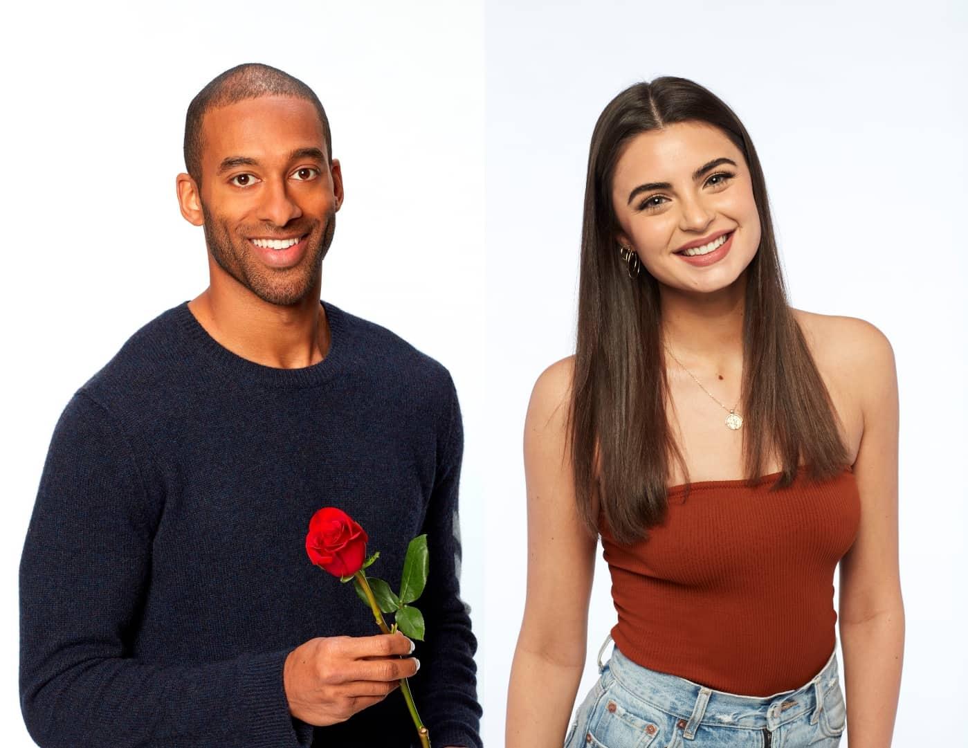 The Bachelor spoilers Matt James winner final pick Rachael Kirkconnell